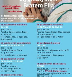 Brat Elia znowu w Polsce!